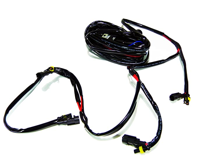 Fog Light Wiring