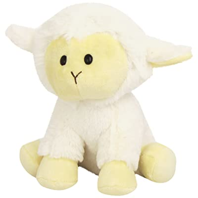 "GUND Easter Dilly Dallies Lamb 10"" Plush: Toys & Games"