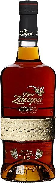 Ron Zacapa Sistema solera 15 años Rum (1 x 0,7 l)