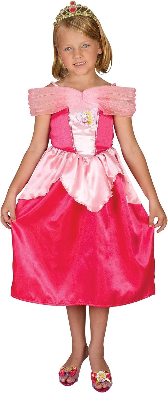 Desconocido Disfraz La Bella durmiente Disney para niña: Amazon.es ...