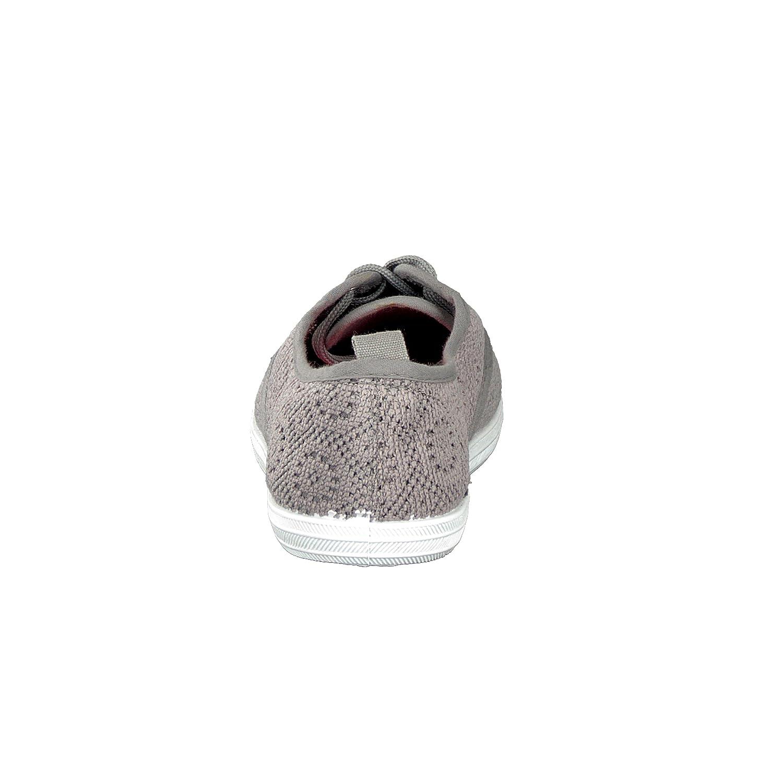 brandsseller Basse - Scarpe da Ginnastica Basse brandsseller Donna  Grau 7b364d