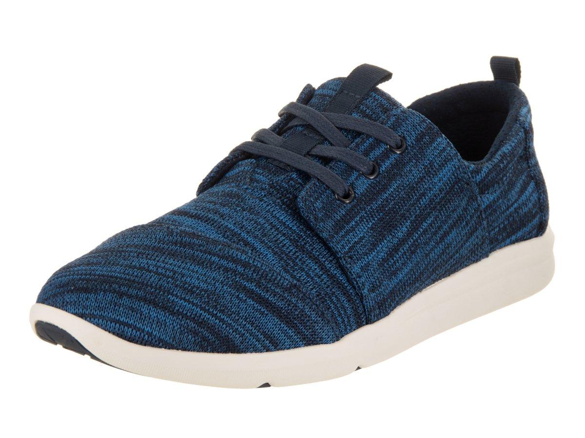 TOMS Women's Del Rey Sneaker Nautical Blue Multi