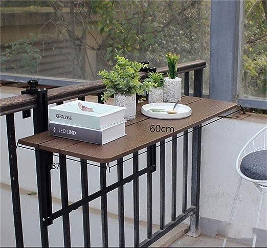 Cubierta ajustable Mesa plegable de café - Madera de imitación PS ...