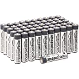 Amazon Basics 150 Pack AAA Industrial Alkaline Batteries, 5-Year Shelf Life, Easy to Open Value Pack
