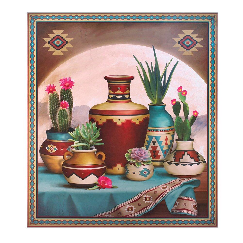Southwest Kitchen Decorations Dishwasher Magnet Cover