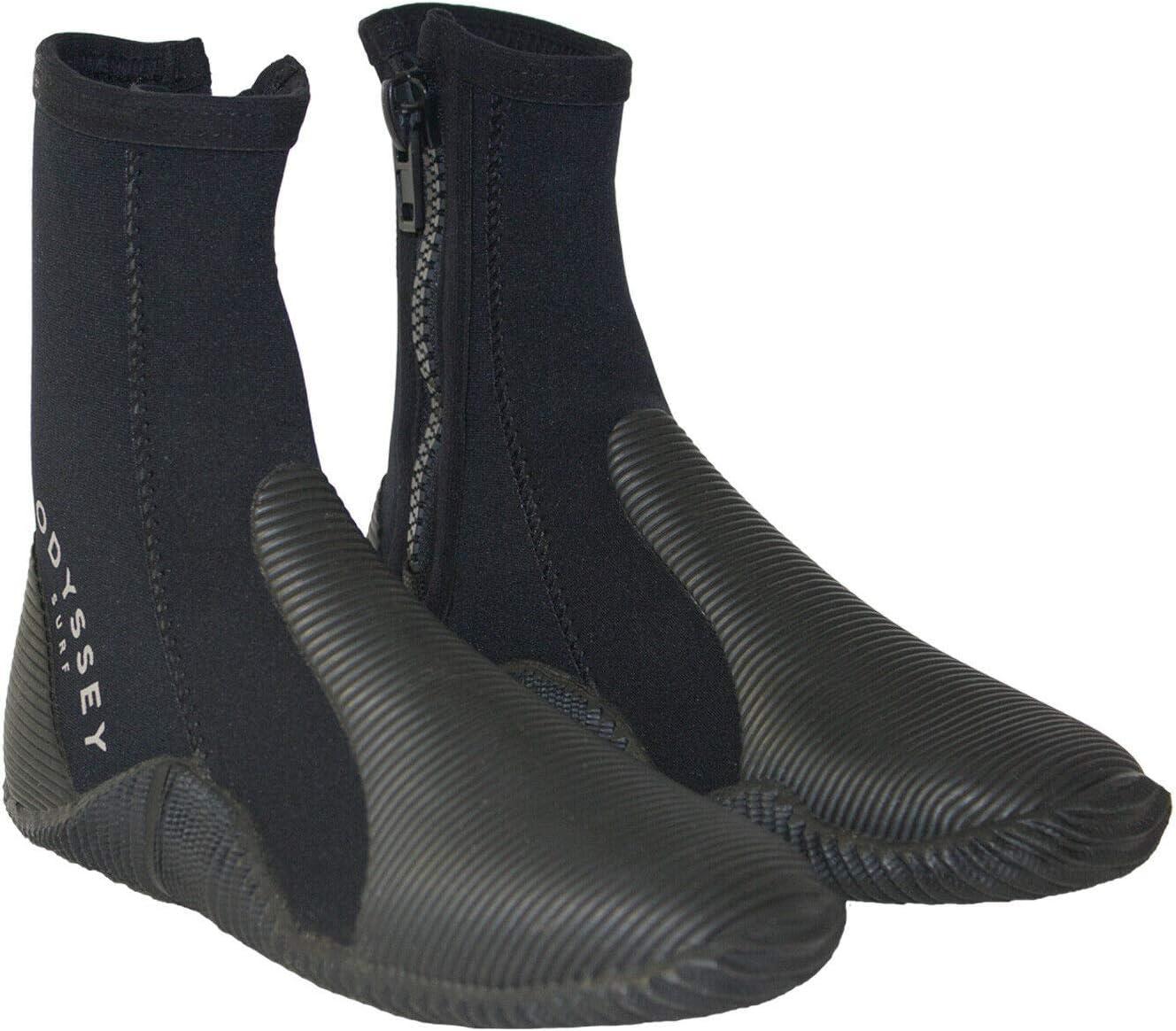 Odyssey 5mm Neoprene Wetsuit Boots Size