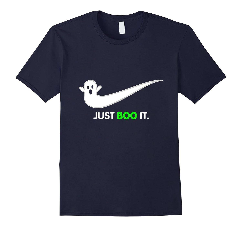 Just Boo It Cute Halloween Shirts Halloween Boo Tee-FL