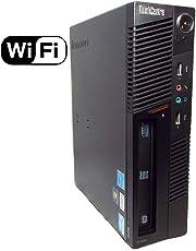 Lenovo ThinkCentre Premium High Performance M91P computadora de computadora, procesador Intel Core i5 Quad-Core 3.1 GHz, 8 GB de RAM, 1 TB HDD, Windows 10 Home (renovado)