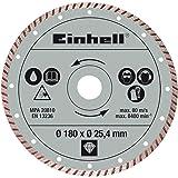 Einhell Accessoire Lame Turbo Diamant diam.180x25,4mm pour TH-TC 618 / RT-TC 430 U