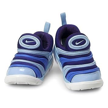Kids Shoes Nike 343938 Dynamo Free TD 415 Deep Royal Blue 15cm