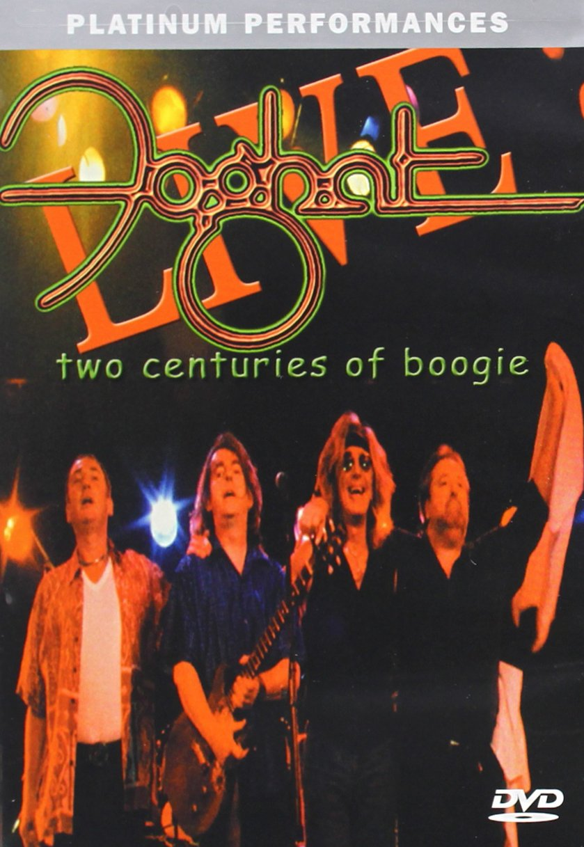 Foghat Live - Two Centuries of Boogie by SBME SPECIAL MKTS.