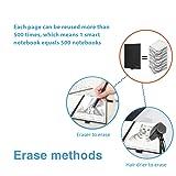 NEWYES Reusable Smart Notebook Erasable Wirebound