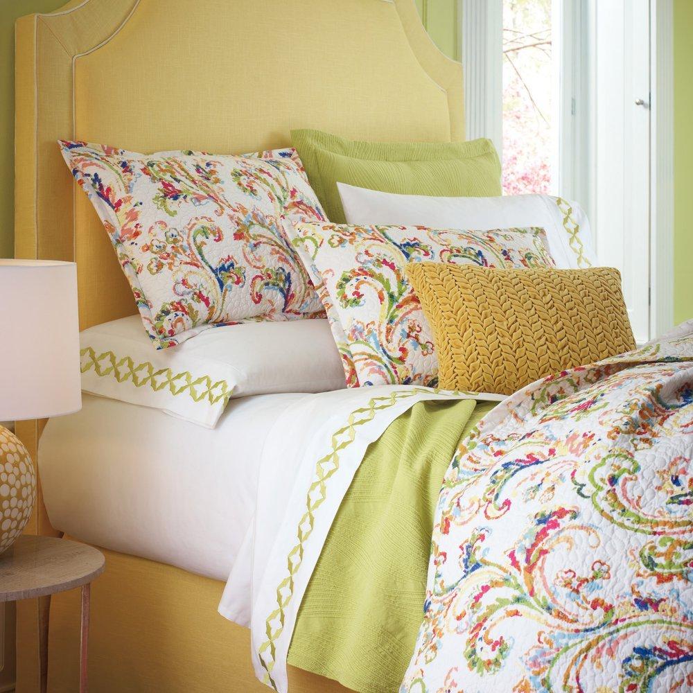 Company C Freesia Size Pillow, King Sham, Multi