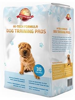 Almohadillas De Entrenamiento Para Cachorros Paquete De 30 (60 x 60 cm) Nuevo Tamaño