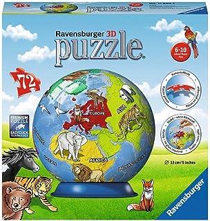Puzzles Puzzleball Ravensburger 60 Teile mit Hello Kitty