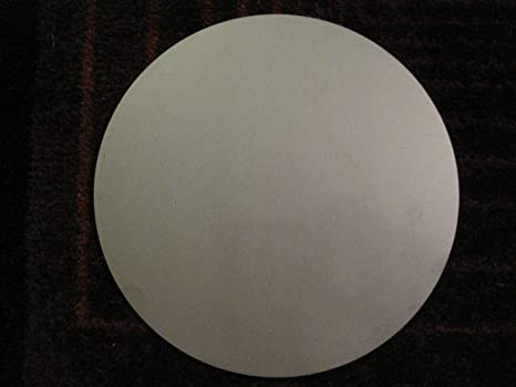 """1//4/"""" Thick X 5/"""" Diameter Steel Plate Disc Circle"""
