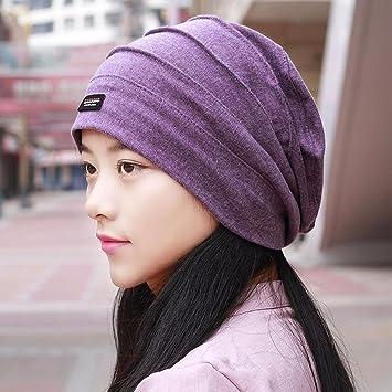 Xinqing Mz Gemeinsame Männer Und Frauen Mütze Schal Hat Der Kopf