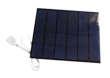 Active Components 100% Quality Solar Panel 0.5w 5v Portable Module Diy Small Solar Panel For Cellular Phone Charger Home Light Toy Etc Solar Cell