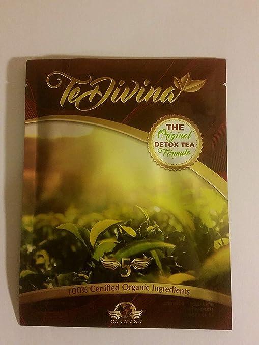 te divina slimming ceai