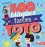 500 blagues et farces de Toto