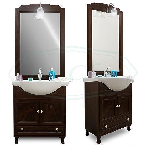 Mobili per bagno amazon best mobile arredo bagno cm for Mobilia mobili bagno
