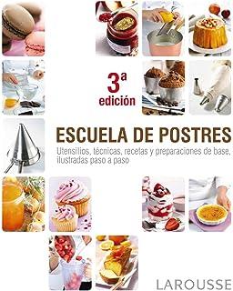 Postres: Todos los clásicos y variaciones creativas COCINA: Amazon ...
