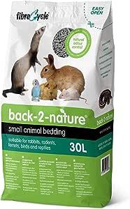 Back-2-Nature MFBTN30 Small Animal Bedding & Litter 30 Litre