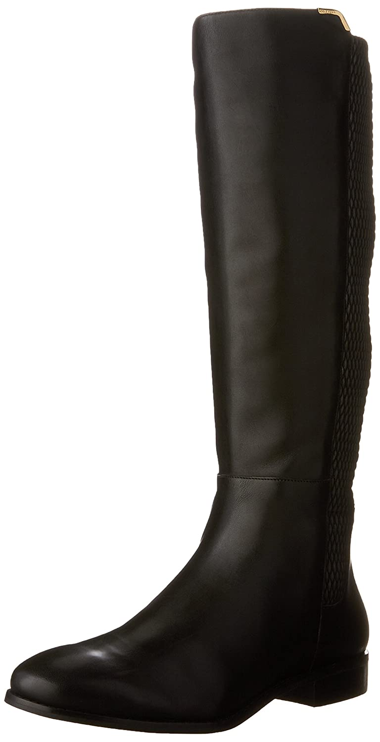 Cole Haan 5.5 Women's Rockland Riding Boot B00TE9SJRO 5.5 Haan B(M) US|Black Leather 8e8c60