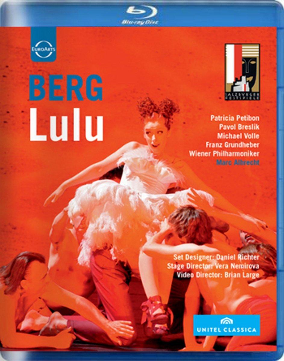 Alban Berg: Lulu [Reino Unido] [Blu-ray]