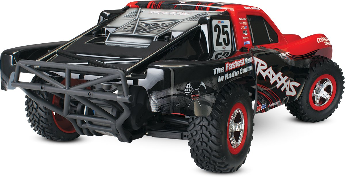 Amazon Traxxas 58034 1 Slash 2WD Short Course Racing Truck Ready To Race 10 Scale Colors May Vary Toys Games