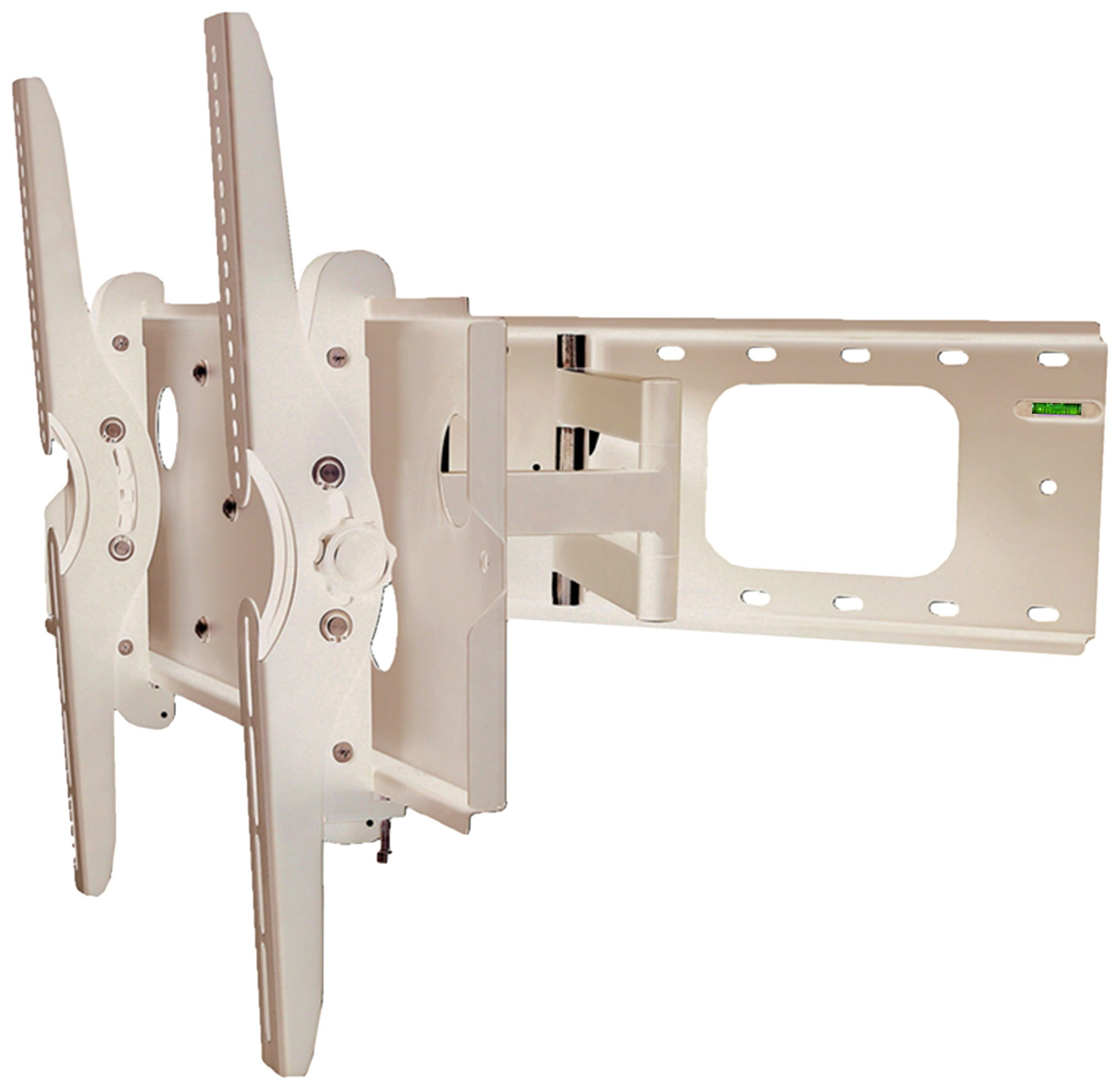 Homevision Technology LCD41098W 42'' to 83'' Full Motion Wall Mount, White