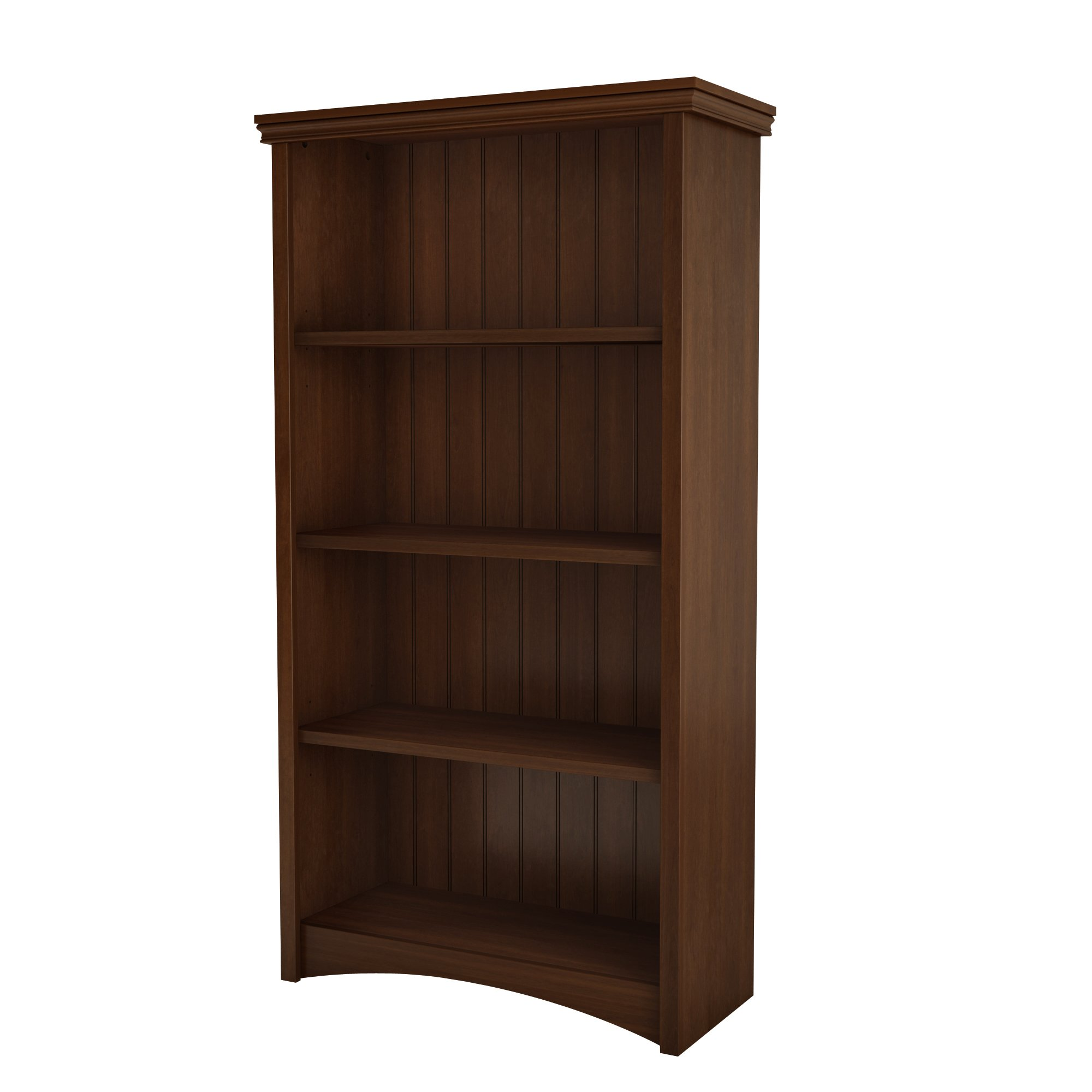 South Shore Furniture Gascony Collection Bookcase, Sumptuous Cherry by South Shore