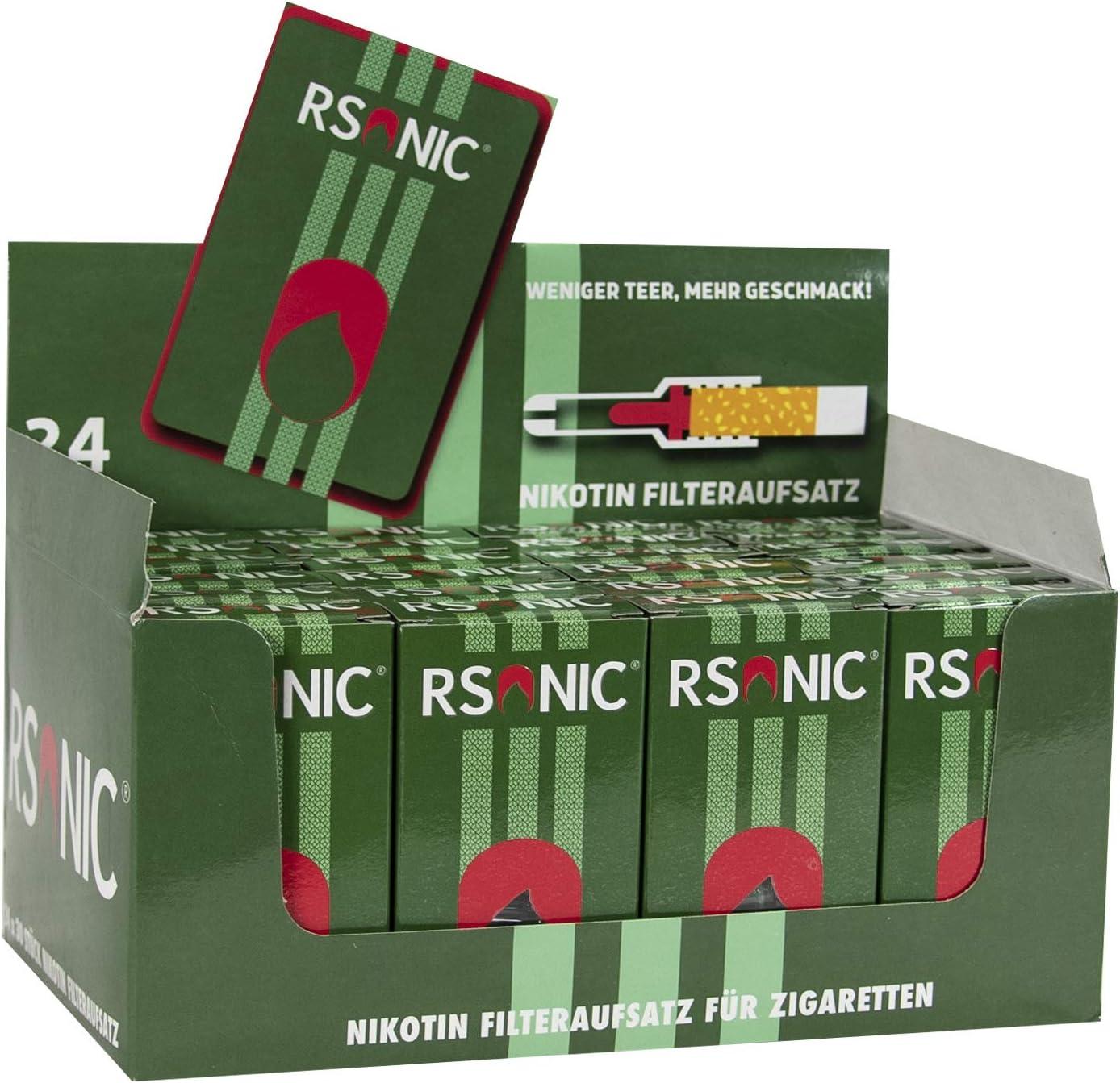 720 stück Neu ! Zigarettenfilter 24 x 30er Pack Microfilter Nikotinfilter ins