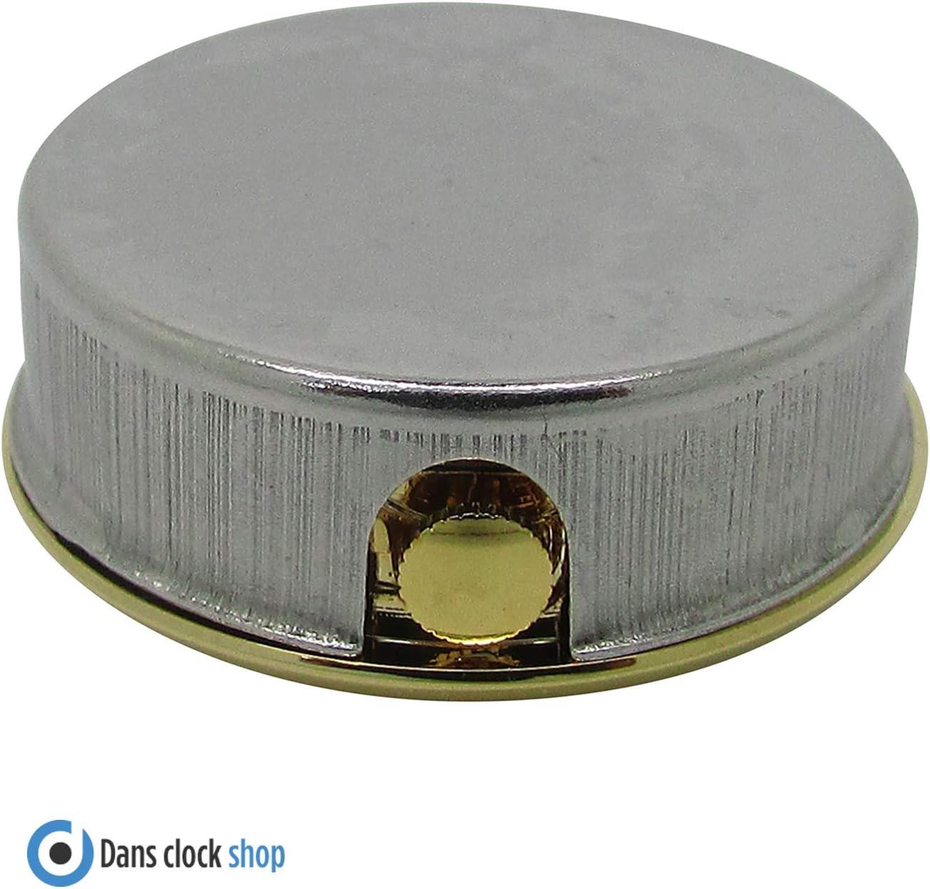 Indimization Cr/âne Rose Horloge de Charge R/éveil num/érique avec /écran LED Port USB et Commande vocale pour Les Chambres denfants Salon 6.2x3.8x0.9 in