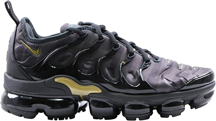 nike air vapormax noir et or