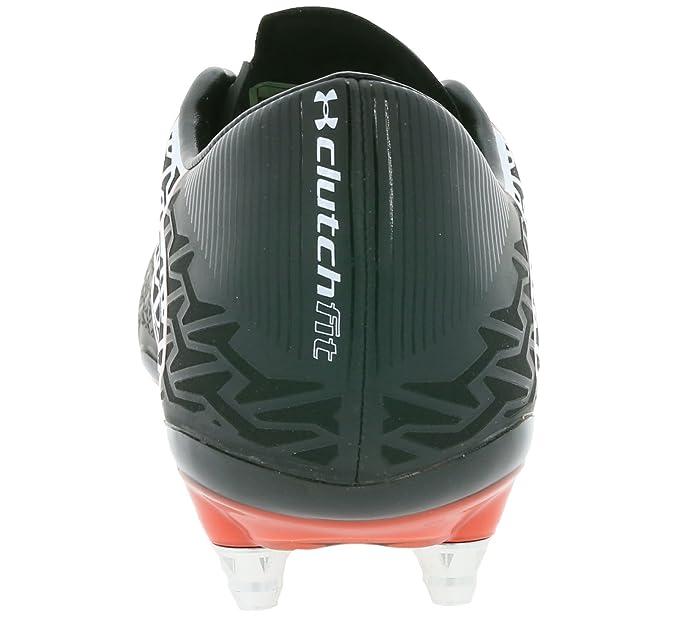 719cb09e91ba Amazon.com | Under Armour Mens UA ClutchFit¿ Force 2.0 Hybrid | Soccer