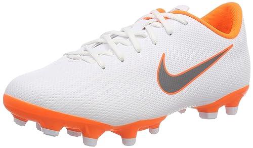 c0b8cd6c5347f Nike Mercurial Vapor XII Academy MG Junior, Zapatillas de Fútbol Unisex  Niños: Amazon.es: Zapatos y complementos