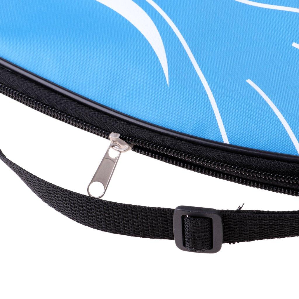 Sharplace Housse de Transport de Raquette de Badminton Couverture Protection avec Bandouli/ère Accessoire Badminton