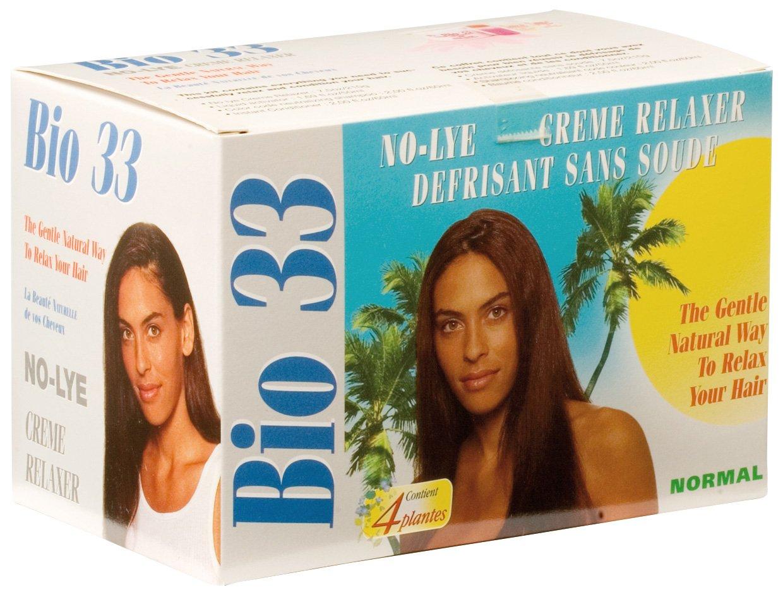 Bio 33 No Lye Creme Relaxer Kit Normal
