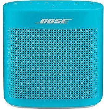 Bose SoundLink Color II 752195-0500 Bluetooth Speakers (Aquatic Blue) Bluetooth Speakers at amazon