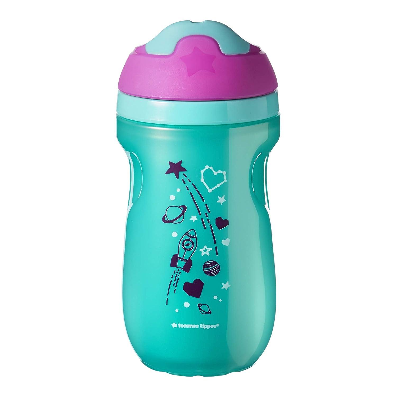 BPA-Frei blau 12+ Monate Tommee Tippee Isolierter Trinkbecher mit Weichem Ausguss