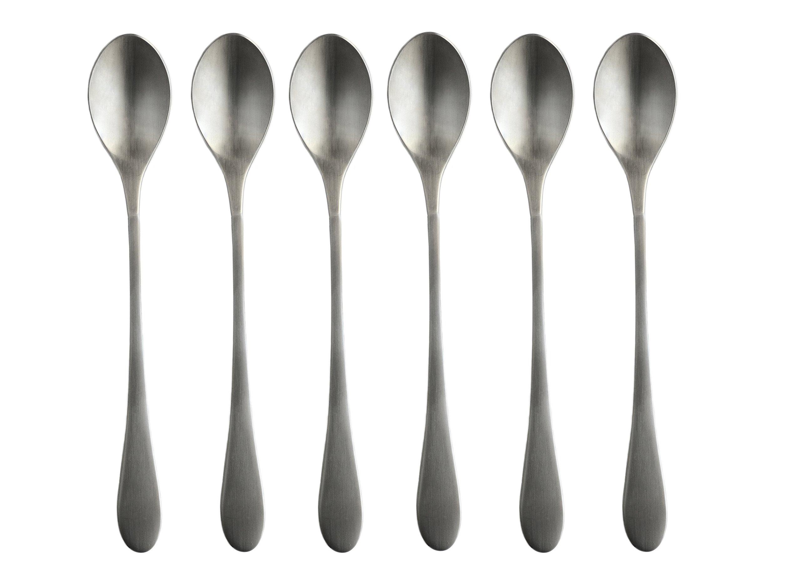 Knork 017 Original Iced Tea Spoon, Matte by Knork