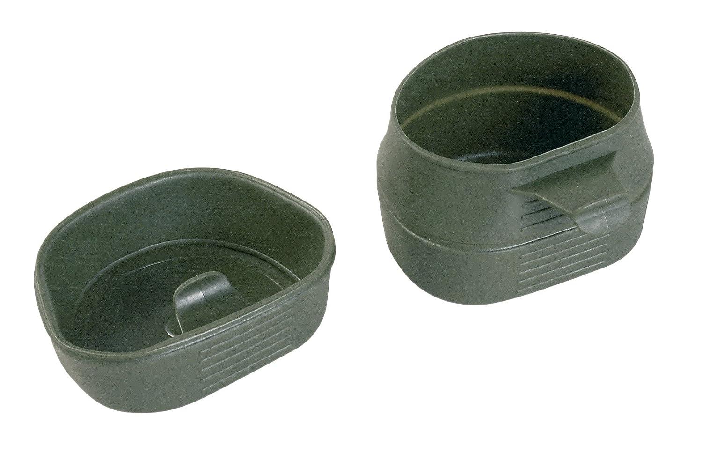 Caoキャンプパック2の折りたたみ可能なカップ20 cl B00INRWNH0