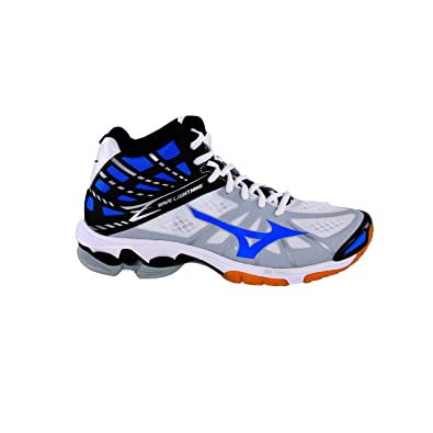 2b686fc3dfee Mizuno Chaussures Wave Lightning Z montantes Femme: Amazon.co.uk: Shoes &  Bags
