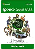 Xbox Game Pass | 3 Month Membership | Xbox One - Download Code