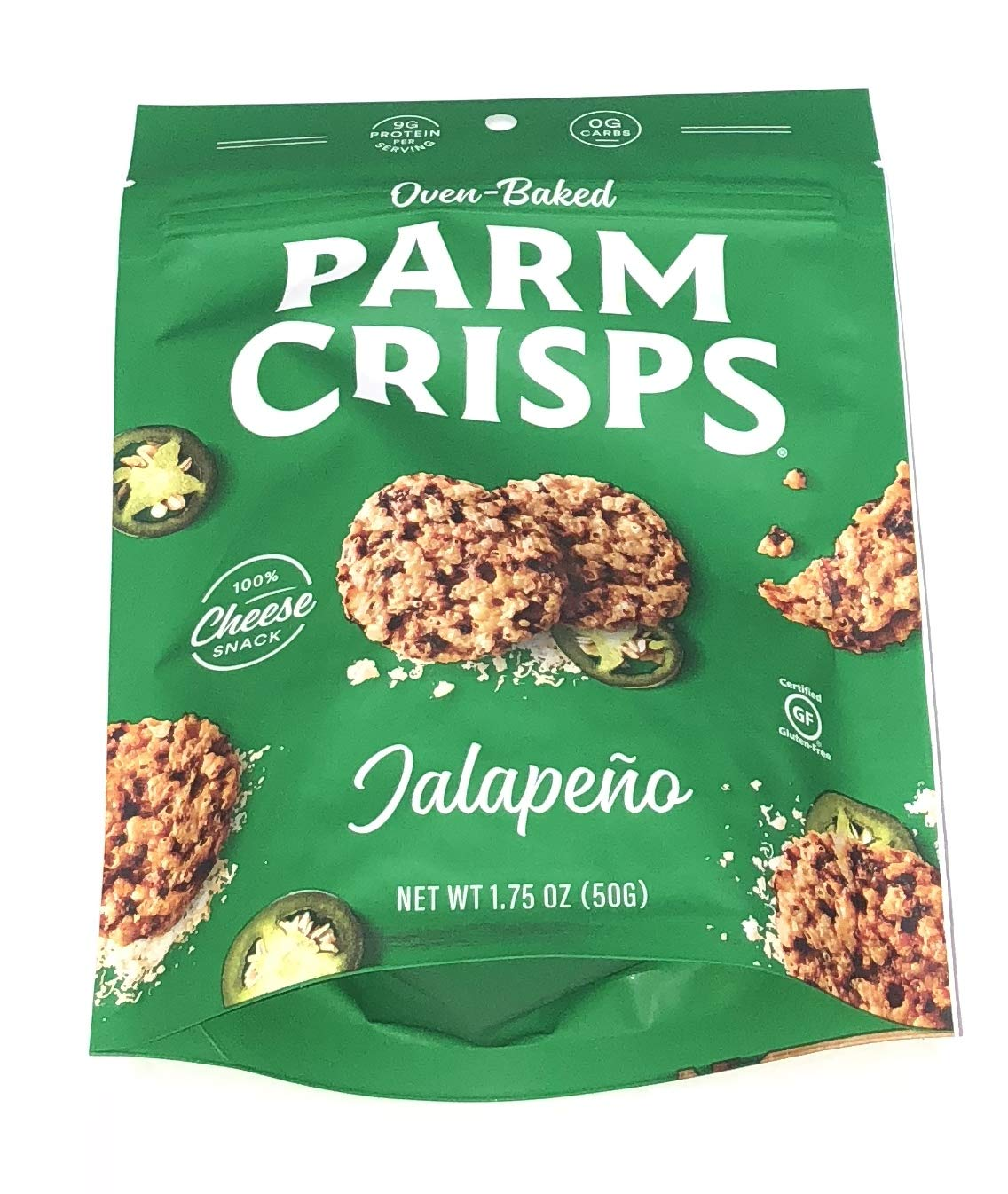 THAT'S HOW WE ROLL PARM CRISPS MINIS 4 PACKS 4 FLAVORS TO CHOOSE FROM (PARMCRISPS MINIS JALAPENO 4PK)