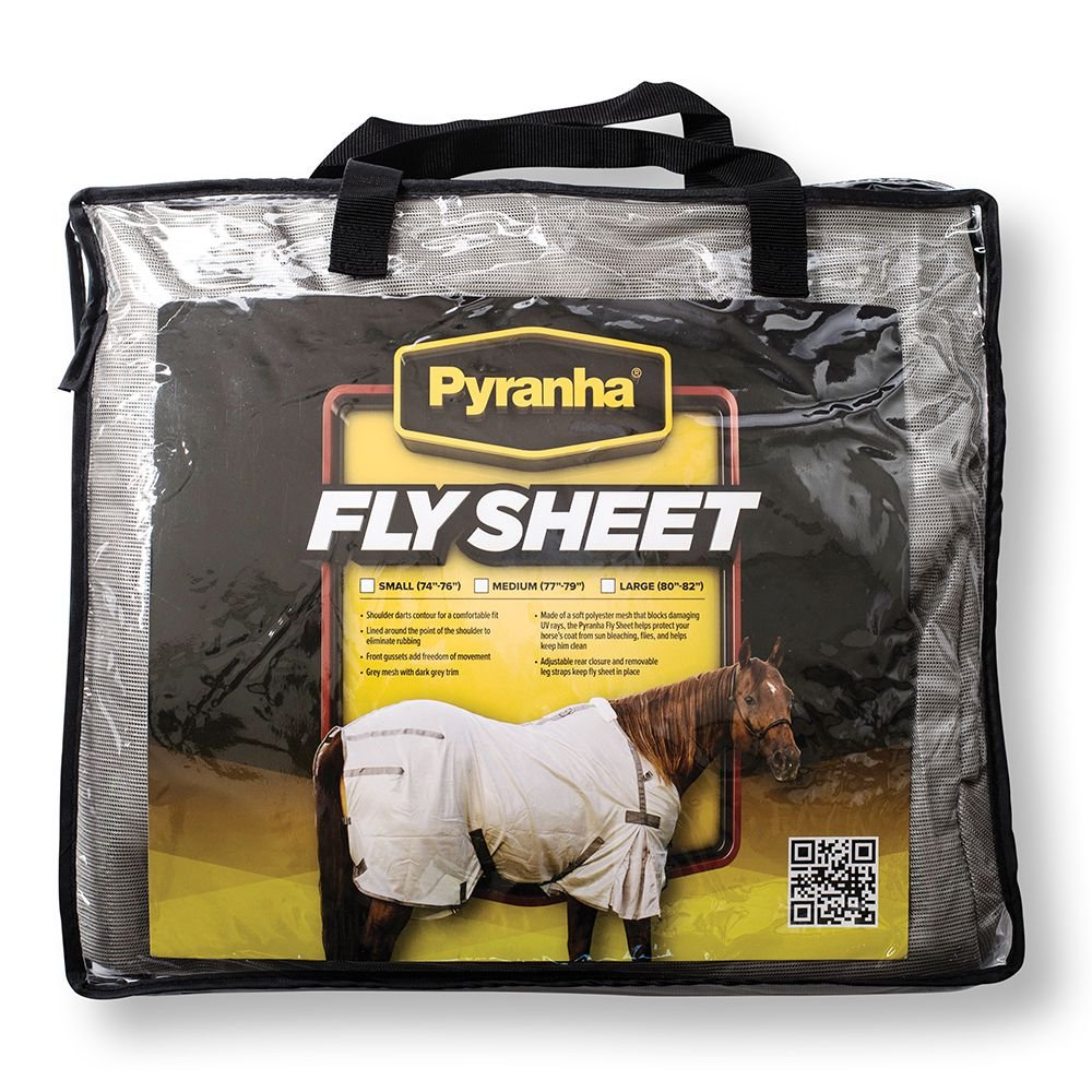 Pyranha Fly Sheet Medium 77 79in