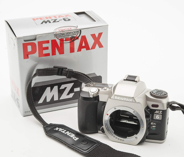 Pentax MZ-6 Cuerpo: Amazon.es: Electrónica