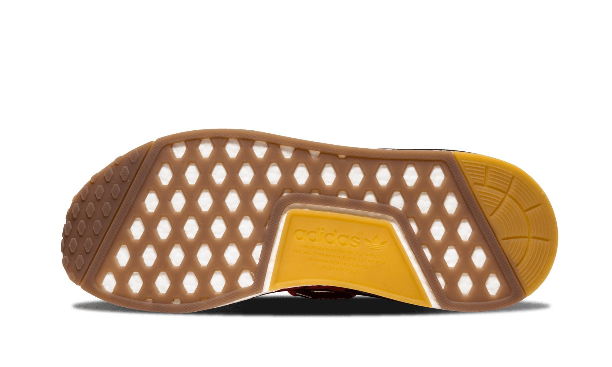 uomini è adidas nmd r1 pk belle scarpe scarpe da corsa aq4791, cred
