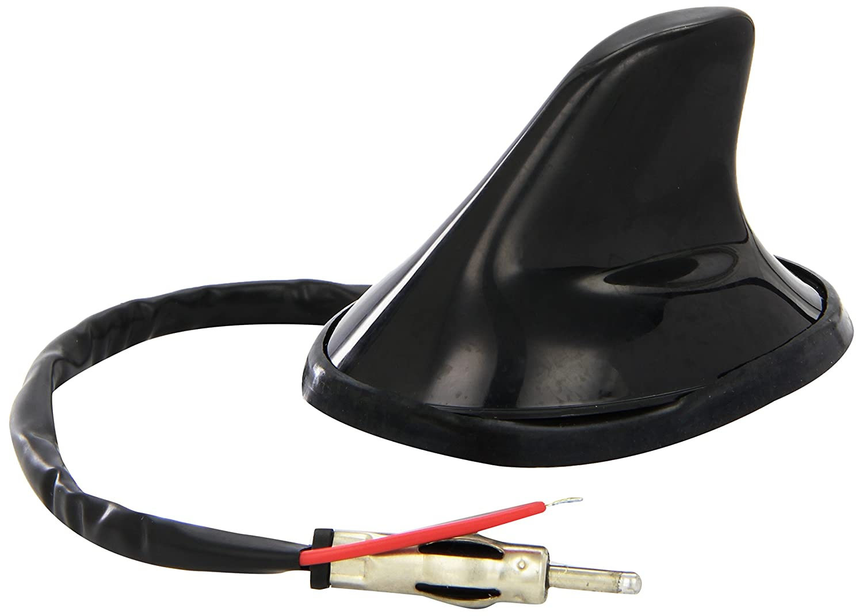Dachantenne Haifisch Hai Antenne Shark Haiflosse AM H/öhe 4,5 cm Akhan ANTB265 FM elektronische Antenne